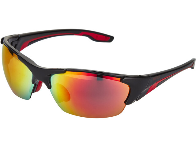 UVEX blaze lll Cykelbriller sort (2019) | Glasses